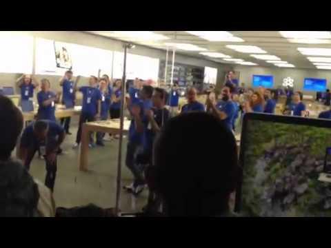 Live iPhone 5 - 21/09 ore 8.04 - NIZZA