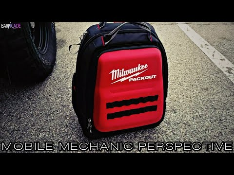 MILWAUKEE PACKOUT BACKPACK (#48-22-8301)