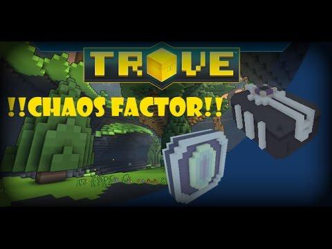 TROVE chaos factor