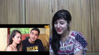 Life of City vs Desi Couples-React By Isha Thakur