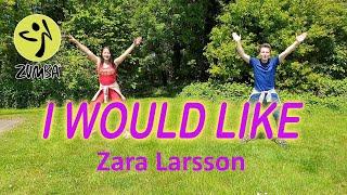 Zumba I Would Like   Zara Larsson   Easy Zumba Warm Up Choreography Dance Passion