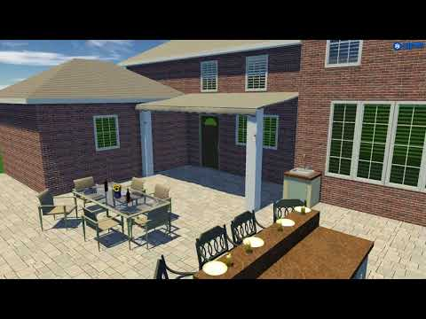3D Design by The OutDoor Kitchen Design Store v3