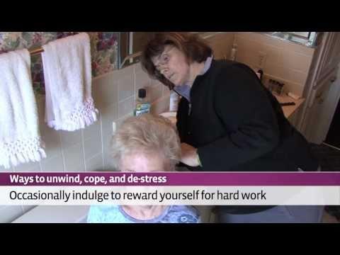 #10.6 De-stress from Caregiving: Caregiver Stress (6 of 6)