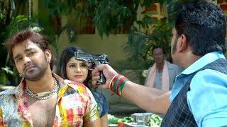 Pawan Singh Ka Dhamakedaar Action Scene - पवन सिंह का धमाकेदार एक्शन सीन