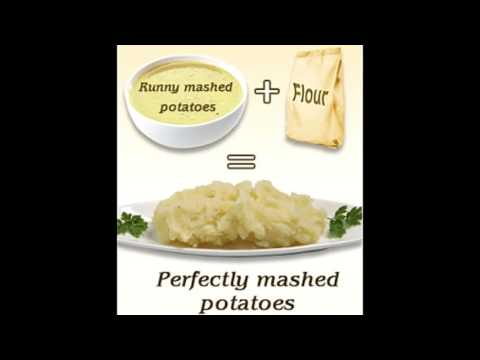 4 Remarkably Brilliant Ways to Thicken Runny Mashed Potatoes