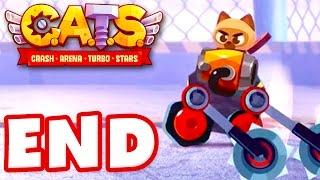 Cats: Crash Arena Turbo Stars - Gameplay Walkthrough Part 10 - Prestige! Gold League! (ios)