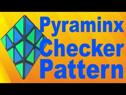 How to Checker a Pyraminx
