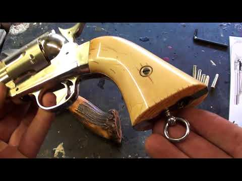 Crosman Remington 1875 co2 Revolver