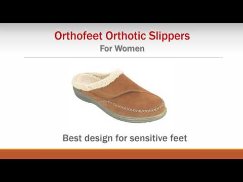 Orthofeet Shoes: Best Diabetic Slippers for Women