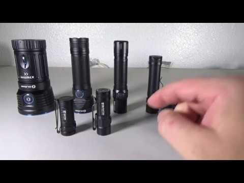 Olight S1 Mini Baton My New EDC Flashlight L2Survive with Thatnub