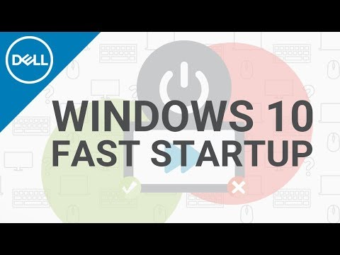 Windows 10 Fast Startup (Official Dell Tech Support)