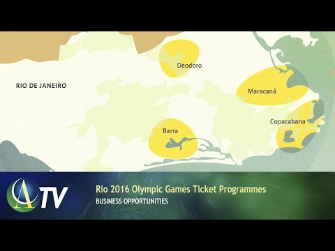 Rio 2016 Olympic Games Ticket Programmes   Business Opportunities