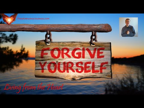 Forgiving Yourself Insight (Living from the Heart Series)