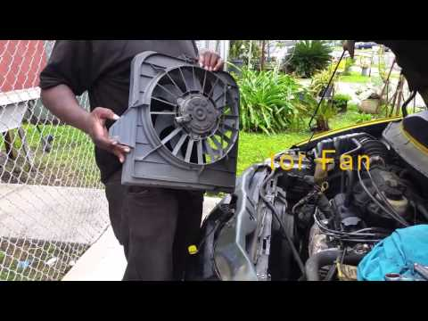 How to change your starter on a Dodge Caravan