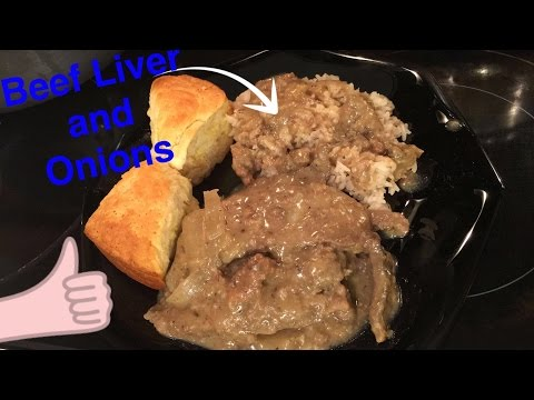 HOW TO MAKE: Beef Liver and Onions