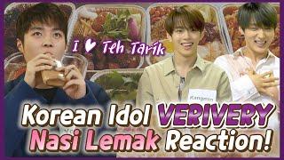 Idol Korea Pertama Makan Laksa?! [VERIVERY X BLIMEY]
