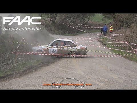 West Cork Rally 2018 Highlights ( Flyin Finn Motorsport) Irish Rallying