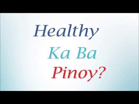 Dapat mag-Healthy Ka Pinoy Card Ka