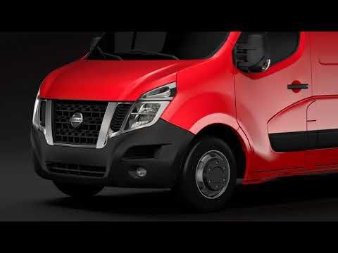 Review of Nissan NV 400 L1H2 Van3D Model