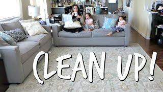 Cleaning Up - April 21, 2017 -  ItsJudysLife Vlogs