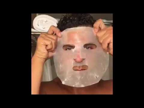CAILYN Mummy Whipping Bubble Cleansing Mask (How to Use)