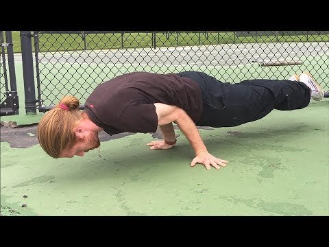 How To Elbow Lever - Feat Of Strength