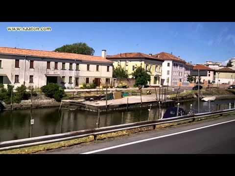 Mestre Train Station and Mestre City Center İtaly Veneto