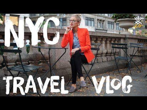 NYC Vlog | The Benefits of Travel + Healthy Vegan Travel Hacks