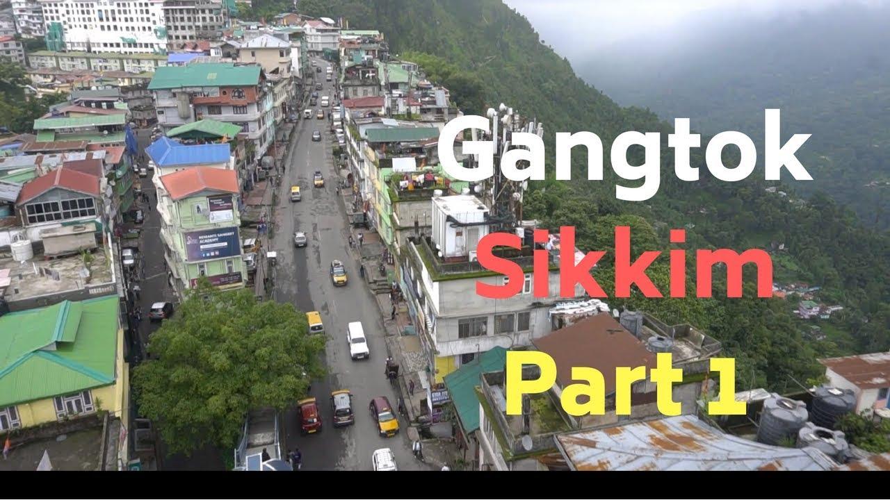 Gangtok, Sikkim Sightseeing, Nepali Thali & more | Episode 1 | North East India Tourism