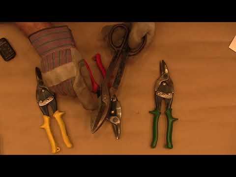 My Favorite Tools #10: Tin snips
