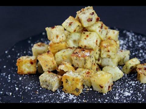 Parmesan Sweet Potato Bites | Sanjeev Kapoor Khazana