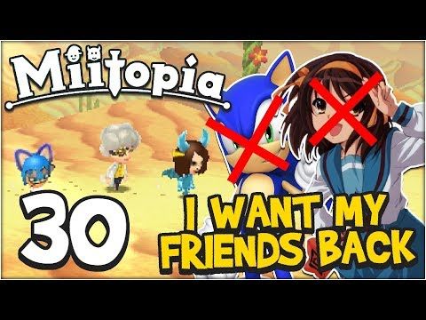 I WANT MY FRIENDS BACK | Miitopia #30 - ChaoticShadow24