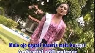 Uler Kambang Jombang Kumandang - Tatik Wulandari ft Endang Mustifah