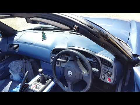 Honda S2000 Gt 2002 For Sale. Full history, just had full service. Hardtop as well. 107000 miles.