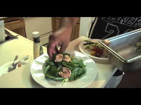 How to Make a Shrimp Salad