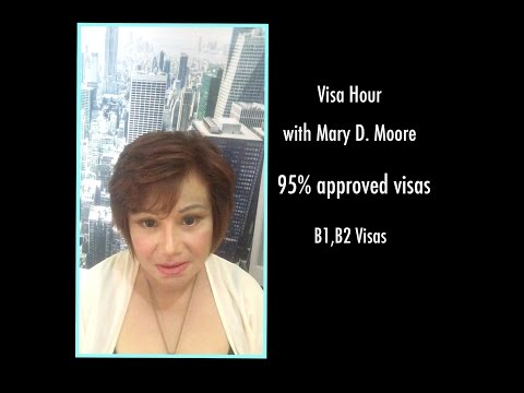 6 January 2017 How to Ace Your B1 and B2 US Visa Interview