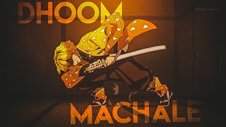 Demon Slayer × Dhoom machale Dhoom [AMV]