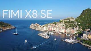 FIMI X8 SE a Portovenere - Cinematic drone 4K & FPV