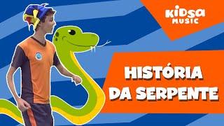 História da Serpente - Taualegres