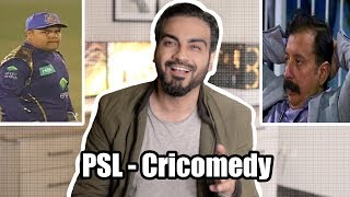 PSL Opening Ceremony | Azam Khan | Lahore Q & more | Cricomedy Ep:18