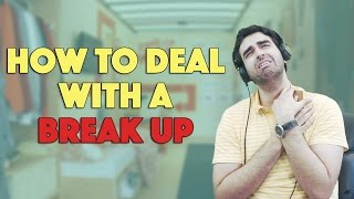 How to Deal with A Break Up   MangoBaaz
