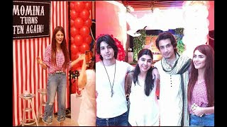 Momina Mustehsan Birthday Party Pictures.