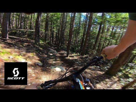 MAN, WHAT A TRAIL! POV w/ Joel Ducrot – Squamish, Canada