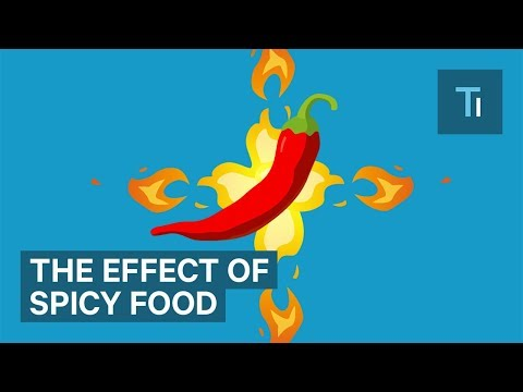 How Eating Spicy Food Affects Your Brain And Body