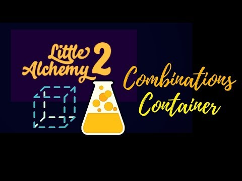Little Alchemy 2 Combinations-How To Make Container Cheats & Hints