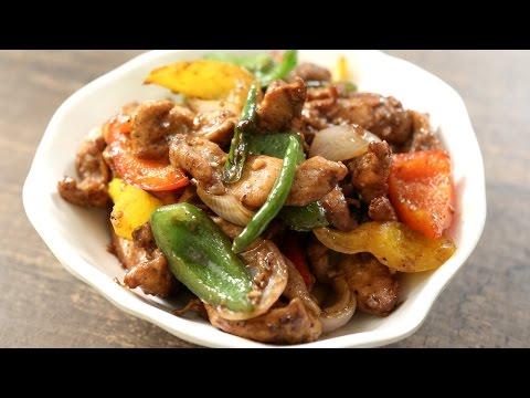 Chilli Chicken Recipe | Indo Chinese Chicken Chilli Starter | The Bombay Chef – Varun Inamdar