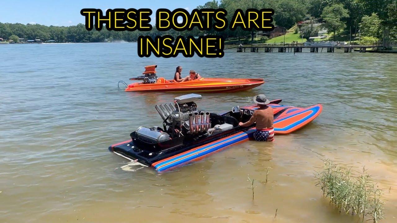 1000hp Hot Rod Boat Gang! Finnegan's Garage Ep.109