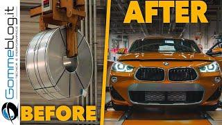 2018 BMW X2 | CAR FACTORY PRODUCTION | How It