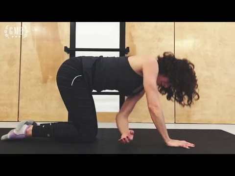 Full Body Warm-Up Routine for Bodyweight Exercise