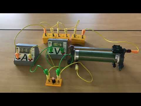 9-1 GCSE Physics Required Practical 4 I-V Characteristics Pt 1